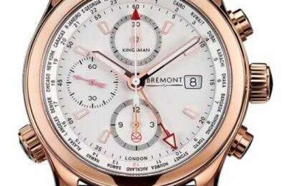 Bremont ALT1-C ROSE GOLD ALT1-C/RG/R Replica Watch