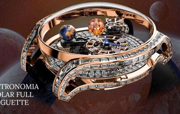 Jacob & Co. ASTRONOMIA TOURBILLON BAGUETTE AT.100.40.AC.UR.A