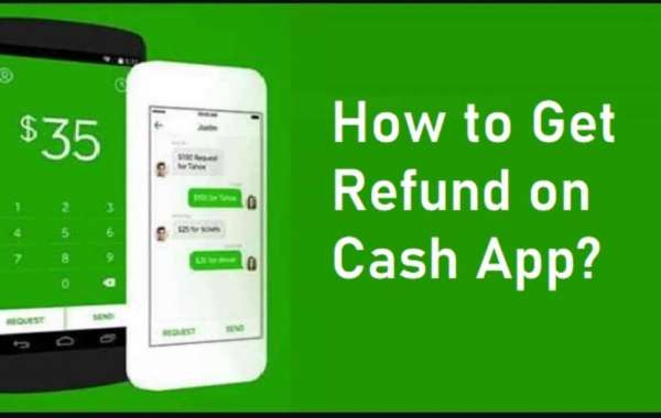 What is the process to get the refund on Cash App?