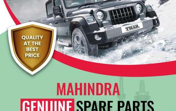 Mahindra Spare Parts Online - Shiftautomobiles.com