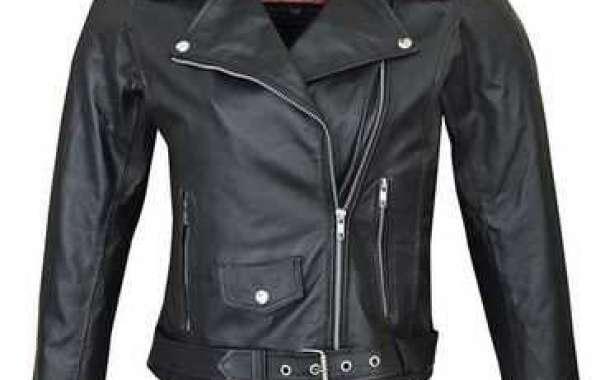 Latest Waterproof Biker Jacket
