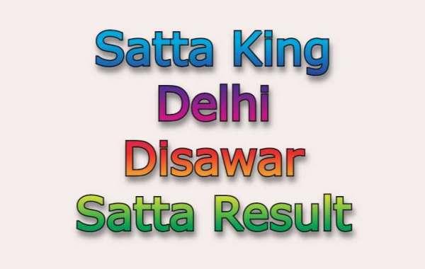 SATTA KING - A FASCINATING GAME