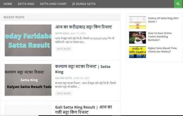Satta King Online Live Result – Jd Satta King Game